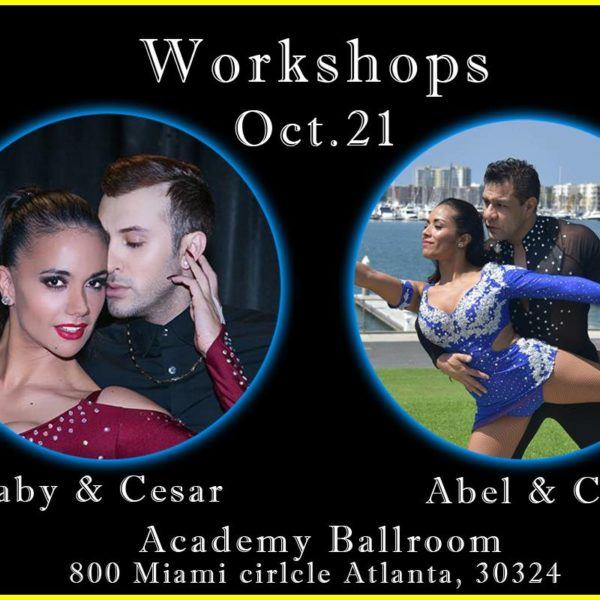 Workshops with Gaby & Abe